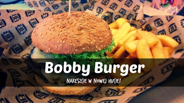 Bobby Burger Nowa Huta