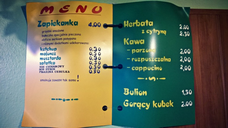 Zapiekanki Bieńczyckie