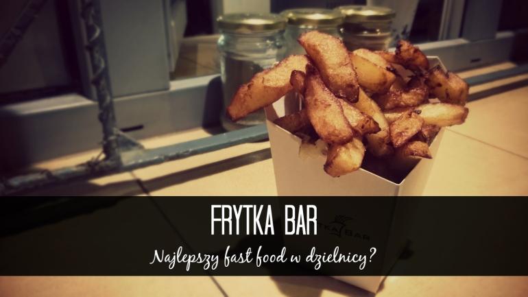 Frytka Bar Nowa Huta