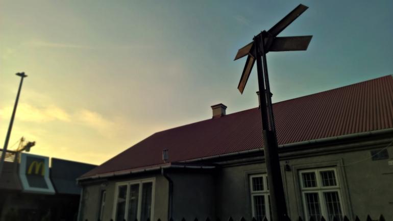 Dawny dworzec Czyżyny