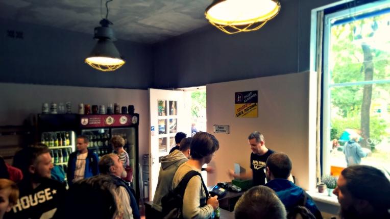 Huta Piwa nie może narzekać na brak klientów