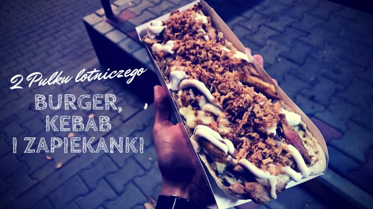 Burger & Kebab 2 pułku lotniczego