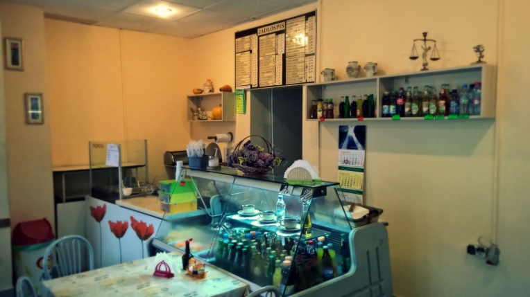 Bar pod arkadami NH 2