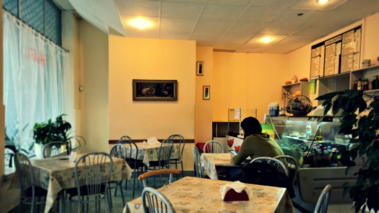 Bar pod arkadami NH