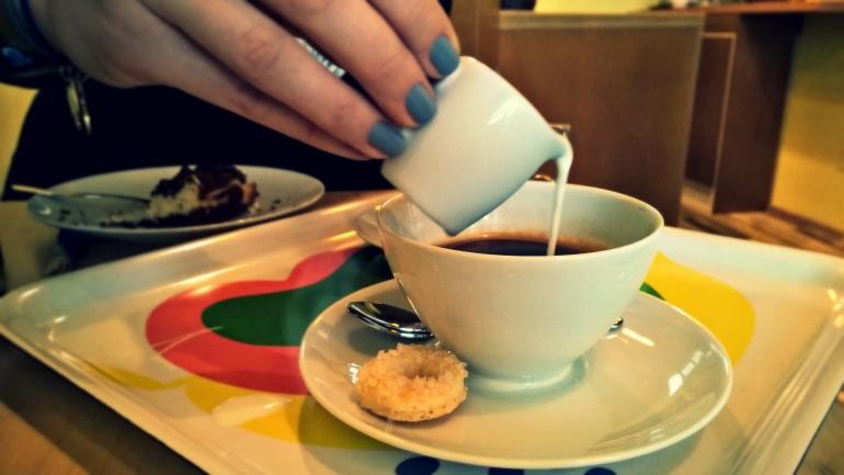 Łan Cafe Centrum E Nowa Huta