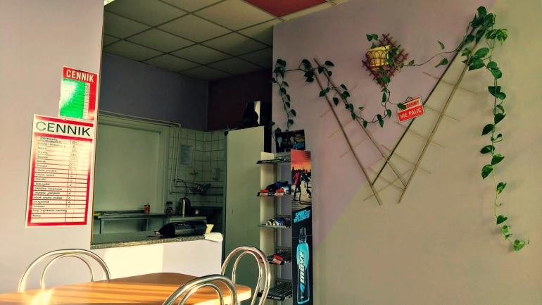 La Gastro wnnętrze